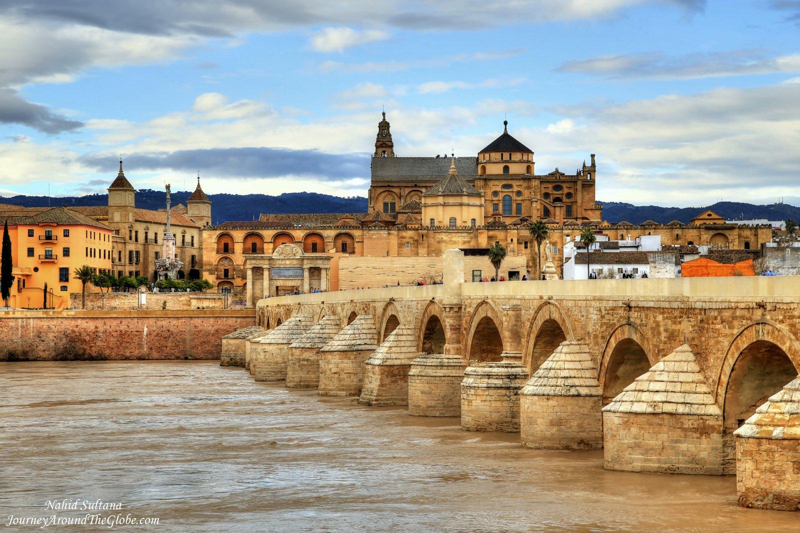 Photo de la ville de cordova en espagne